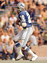 Detroit Lions Lem Barney (20) during a game from his 1974 season with the Detroit Lions. Lem Barney played for 11 years, all with the Lem Barney, was a 7-time Pro Bowler and was inducted to the Pro Football Hall of Fame in 1992.<br /> (SportPics)