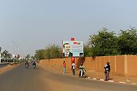 NIGER Niamey, turkish influence in africa