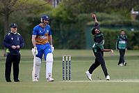 Upminster CC (batting) vs Ilford CC, Hamro Foundation Essex League Cricket at Upminster Park on 8th May 2021