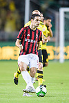 AC Milan Midfielder Giacomo Bonaventura in action during the International Champions Cup 2017 match between AC Milan vs Borussia Dortmund at University Town Sports Centre Stadium on July 18, 2017 in Guangzhou, China. Photo by Marcio Rodrigo Machado / Power Sport Images