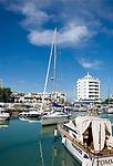 Italien, Emilia-Romagna, Portoverde bei Cattolica: Yachthafen | Italy, Emilia-Romagna, Portoverde near Cattolica: marina