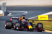 5th September 2021: Circuit Zandvoort, Zandvoort, Netherlands;  33 VERSTAPPEN Max nld, Red Bull Racing Honda RB16B on his way to winning the Formula 1 Heineken Dutch Grand Prix