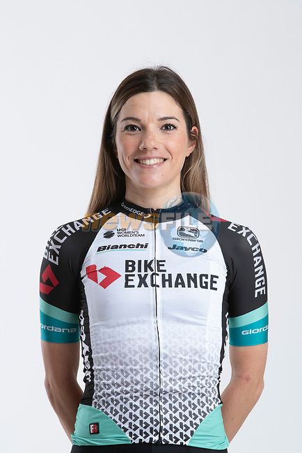 Ane Santesteban (ESP) Team BikeExchange women's squad potrait, Spain. 22nd January 2021.<br /> Picture: Sara Cavallini/GreenEDGE Cycling | Cyclefile<br /> <br /> All photos usage must carry mandatory copyright credit (© Cyclefile | Sara Cavallini/GreenEDGE Cycling)