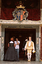Mark Rylance at the photocall for Richard III which  opens at the Globe Theatre on 14/5/03  CREDIT Geraint Lewis