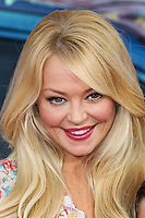 """HOLLYWOOD, LOS ANGELES, CA, USA - MARCH 11: Charlotte Ross at the World Premiere Of Disney's """"Muppets Most Wanted"""" held at the El Capitan Theatre on March 11, 2014 in Hollywood, Los Angeles, California, United States. (Photo by Xavier Collin/Celebrity Monitor)"""