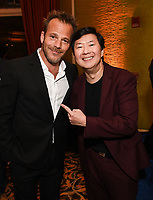 2020 FOX WINTER TCA: L-R: DEPUTY cast member Stephen Dorff and THE MASKED SINGER panelist Ken Jeong celebrate at the FOX WINTER TCA ALL-STAR PARTY during the 2020 FOX WINTER TCA at the Langham Hotel, Tuesday, Jan. 7 in Pasadena, CA. © 2020 Fox Media LLC. CR: Frank Micelotta/FOX/PictureGroup