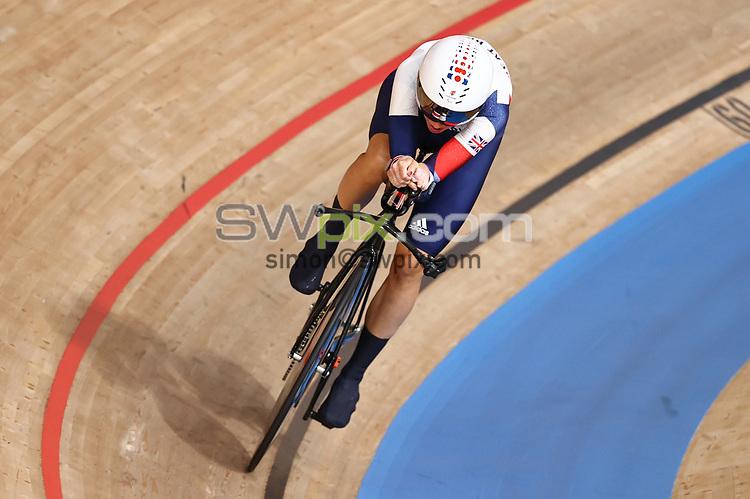Picture by Alex Whitehead/SWpix.com - Tokyo Paralympics 2020 - 25/08/2021 - Track Cycling - Izu Velodrome, Izu, Japan<br /> - Women's C5 3000m Individual Pursuit Great Britain's <br /> Crystal LANE-WRIGHT