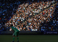 KANSAS CITY, KS - MAY 29: Children's Mercy Park filled to capacity during a game between Houston Dynamo and Sporting Kansas City at Children's Mercy Park on May 29, 2021 in Kansas City, Kansas.