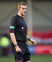 Referee Gavin Ross.