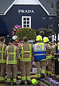 01/04/15<br /> <br /> A fire closes Bicester Village shopping outlet in Oxford today.<br /> <br /> All Rights Reserved - F Stop Press.  www.fstoppress.com. Tel: +44 (0)1335 418629 +44(0)7765 242650