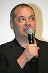 Mar 18, 2010 - Tokyo, Japan - Director Jean-Pierre Jeunet attends the French Film Festival 2010 Opening Ceremony at Roppongi Hills on March 18, 2010 in Tokyo, Japan. (Laurent Benchana/Nippon News).
