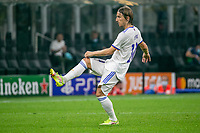 Milan, Italy - september 15 2021 - modric luka in action during Inter- Real Madrid champions league