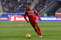 Harrison, NJ - Thursday March 01, 2018: José Reyes. The New York Red Bulls defeated C.D. Olimpia 2-0 (3-1 on aggregate) during a 2018 CONCACAF Champions League Round of 16 match at Red Bull Arena.