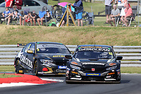 Rounds 3,4 & 5 of the 2020 British Touring Car Championship. #52 Gordon Shedden. Halfords Racing with Cataclean. Honda Civic Type R.