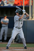 March 27, 2010: Sean Montplaisir of Hawaii during game against Cal. St. Fullerton at Goodwin Field in Fullerton,CA.  Photo by Larry Goren/Four Seam Images