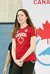 Aurelie Rivard, Toronto 2015 - Para Swimming // Paranatation.<br /> The Canadian Paralympic Committee and Swimming Canada announce the Toronto 2015 Para Swimming team // Le Comité paralympique canadien et Natation Canada annoncent l'équipe de paranation de Toronto 2015. 25/03/2015.