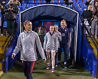 Alicante, Spain - January 22, 2019:  The USWNT defeated Spain 1-0 at Estadio Jose Rico Perez.