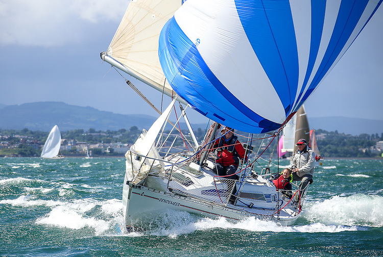 Volvo Dun Laoghaire Regatta has received 94 entries so far for the Open Cruiser Championship (8th – 11th July 2021) on Dublin Bay