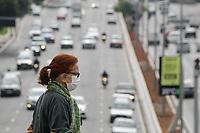 13.04.2020 - Aumenta circulação de carros em SP