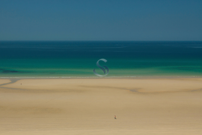 Perran Beach near Perranporth, Cornwall