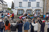 early breakaway group chez Hubert<br /> <br /> Stage 3 from Lorient to Pontivy (183km)<br /> 108th Tour de France 2021 (2.UWT)<br /> <br /> ©kramon