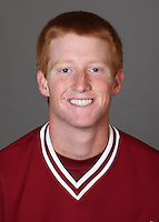 STANFORD, CA - NOVEMBER 11:  Christian Griffiths of the Stanford Cardinal during baseball picture day on November 11, 2009 in Stanford, California.