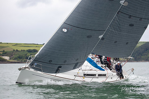 'Prince of Tides' flying her North Sails 3Di ENDURANCE upwind sails