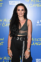 """Sam Lavery<br /> arriving for the premiere of """"The Miseducation of Cameron Post"""" screening at Picturehouse Central, London<br /> <br /> ©Ash Knotek  D3424  22/08/2018"""