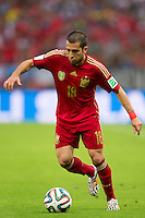 Jordi Alba of Spain