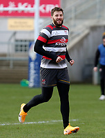 Thursday 18th February 2021 | Ulster Rugby Captain's Run<br /> <br /> Stuart McCloskey during the Ulster Rugby Captain's Run held at Kingspan Stadium, Ravenhill Park, Belfast, Northern Ireland, ahead of the Glasgow PRO14clash on Friday night. Photo by John Dickson / Dicksondigital