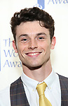 Charlie Stemp attends the 74th Annual Theatre World Awards at Circle in the Square on June 4, 2018 in New York City.