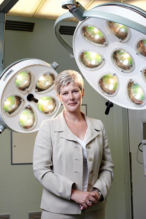 ©  John Angerson .Joanna Wallace Crawley. CEO of Spire Manchester Hospital..