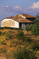 Europe/Italie/Emilie-Romagne/Vallée de Savena : Ferme