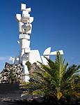 Spanien, Kanarische Inseln, Lanzarote, Monumento Al Campesino von Cesar Manrique | Spain, Canary Island, Lanzarote, monument Al Campesino by Cesar Manrique