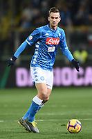 Fabian Ruiz of Napoli <br /> Parma 24-02-2019 Ennio Tardini <br /> Football Serie A 2018/2019 Parma - Napoli <br /> Foto Image Sport / Insidefoto