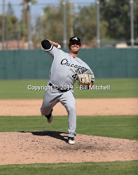 Connor Reich - 2019 AIL White Sox (Bill Mitchell)