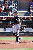 Zack Collins - Chicago White Sox 2021 spring training (Bill Mitchell)