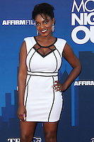 """HOLLYWOOD, LOS ANGELES, CA, USA - APRIL 29: Yaani King at the Los Angeles Premiere Of TriStar Pictures' """"Mom's Night Out"""" held at the TCL Chinese Theatre IMAX on April 29, 2014 in Hollywood, Los Angeles, California, United States. (Photo by Xavier Collin/Celebrity Monitor)"""