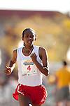 Quad Cities Marathon 2009 - at the finish.