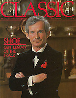Classic cover photo by John G. Zimmerman. Jockey Shoemaker, June 1979.