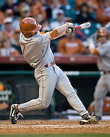 NCAA Baseball featuring the Texas Longhorns against the Missouri Tigers. Etier, Jordan 4417  at the 2010 Astros College Classic in Houston's Minute Maid Park on Sunday, March 7th, 2010. Photo by Andrew Woolley