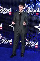 Tom Grennan<br /> arriving for the Global Awards 2020 at the Eventim Apollo Hammersmith, London.<br /> <br /> ©Ash Knotek  D3559 05/03/2020