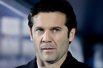 Real Madrid'scoach Santiago Solari during  between Real Madrid and CD Leganes at Butarque Stadium in Madrid, Spain. January 16, 2019. (ALTERPHOTOS/A. Perez Meca)
