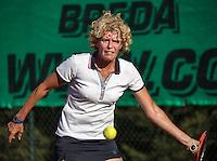 Etten-Leur, The Netherlands, August 23, 2016,  TC Etten, NVK, Karien Theeuwes (NED)<br /> Photo: Tennisimages/Henk Koster