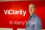 Ogie Sheehy CEO of ViClarity