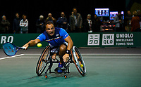 Rotterdam, The Netherlands, 11 Februari 2020, ABNAMRO World Tennis Tournament, Ahoy, <br /> Wheelchair tennis: <br /> Photo: www.tennisimages.com