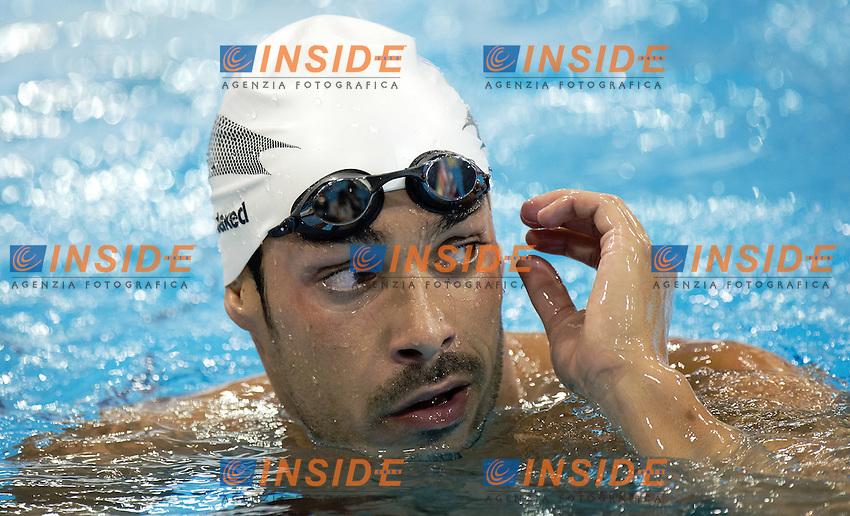 MARIN Luca ITA.400 INDIVIDUAL MEDLEY men.Swimming Heats.London 2012 Olympics - Olimpiadi Londra 2012.day 02 July 28.Photo G.Scala/Deepbluemedia.eu/Insidefoto