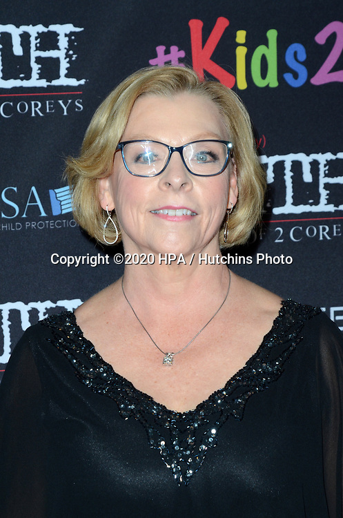 """LOS ANGELES - MAR 9:  Marci Hamilton at the """"(My) Truth: The Rape of 2 Coreys"""" L.A. Premiere at the DGA Theater on March 9, 2020 in Los Angeles, CA"""