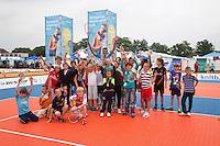 21-06-13, Netherlands, Rosmalen,  Autotron, Tennis, Topshelf Open 2013,  KNLTB plaza<br /> <br /> Photo: Henk Koster