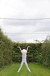 WHITE SPIRIT..Performance choregraphique, duree : 20 minutes..Choregraphe-interprète : Sylvia HILLARD..Compositeur : Jean-François LAPORTE..Cadre : Plastique Danse Flore..Lieu: Potager du Roi - Jardin Legendre..Ville : Versailles..le 18/09/2011..© Laurent Paillier / photosdedanse.com..All rights reserved